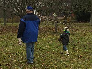 Klettergerüst Um Baum : Papa was ist das für ein baum danke liebe stadt essen süd